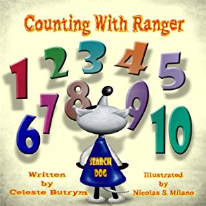 Counting with Ranger Audiobook