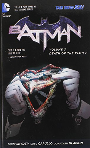 Batman, Vol. 3: Death of the Family