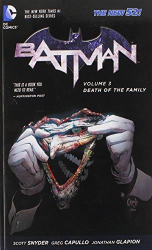 Batman, Vol. 3: Death of the Family