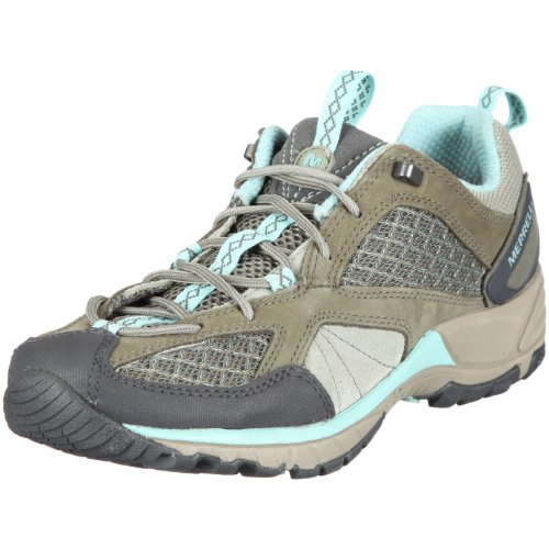 Merrell Women's Avian Light Vent J16724 Sports Shoes - Outdoors Green EU 42