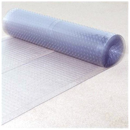 Ottomanson Multi Grip Ribbed Clear Runner Rug Carpet ...