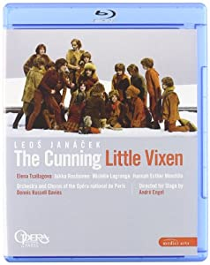 Jancek The Cunning Little Vixen Opera National De Paris Blu-ray 2008 Ntsc 2009 from Medici Arts
