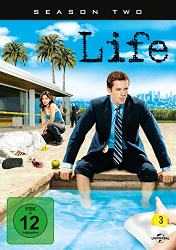 Life - Season 2 [6 DVDs]