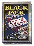 51tE UFRRnL. SL160  Casino Black Jack, internationales Blatt, 55 Karten und 3 Joker, mit ausführlichen Spielregeln.