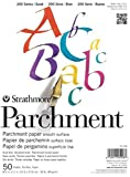 Strathmore STR-025-908 50 Sheet No.60 Parchment, 8.5 by 11""