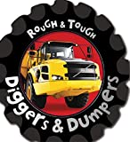 img - for Diggers (Rough and Tough) book / textbook / text book
