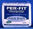 Per-Fit Adult Briefs