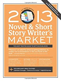 2013 Novel & Short Story Writer's Market (Novel and Short Story Writer's Market)