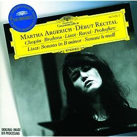 Liszt: Piano Sonata In B Minor, S.178 - Stretta quasi Presto - Presto - Prestissimo