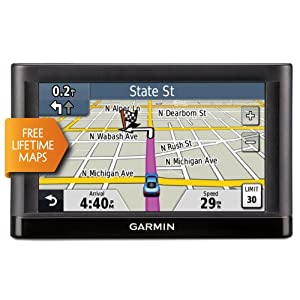 Garmin nüvi 52LM 5-Inch Portable Vehicle GPS with Lifetime Maps (US) images
