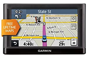 Garmin Nüvi 52lm 5-inch Portable Vehicle Gps With Lifetime Maps Us