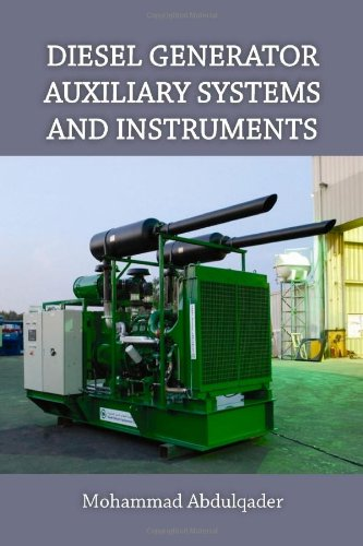Diesel Generator Auxiliary Systems and Instruments PDF