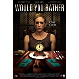 Would You Rather - 11 x 17 Movie Poster - Style A [Kitchen] [Kitchen] [Kitchen]