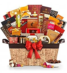 Fit for Royalty Gourmet Gift Basket