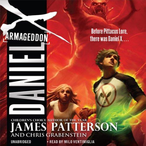 Amazon.com: Daniel X: Armageddon: Daniel X, Book 5 (Audible Audio