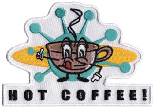 Application Hot Coffee Patch
