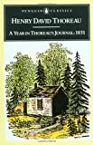 A Year in Thoreaus Journal: 1851 (Penguin Classics)