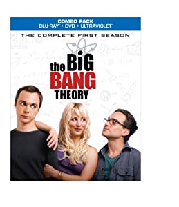 The Big Bang Theory: The Complete First Season [Blu-ray]