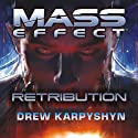 Mass Effect: Retribution Audiobook by Drew Karpyshyn Narrated by David Colacci