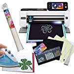 Brother ScanNCut2 Scanner & Cutting Machine Fabric Applique & Rhinestone Kit Bundle
