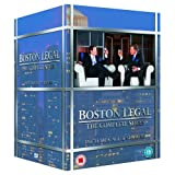 Boston Legal - Season 1-5 [DVD]by James Spader