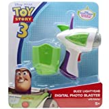 Disney Toy Story 3 Buzz Lightyear Digital Photo Blaster Camera & Holster