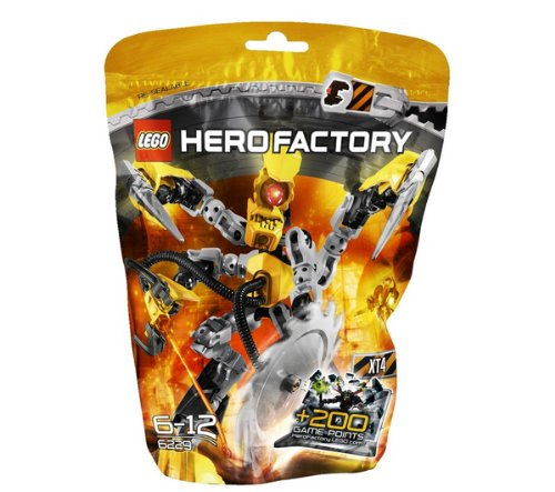 Lego Hero Factory – XT4 – 6229 als Geschenk