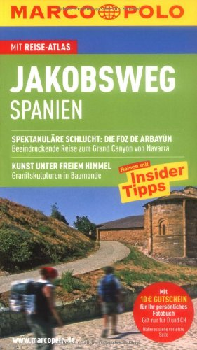 MARCO POLO Reiseführer Jakobsweg Spanien: Spektakuläre