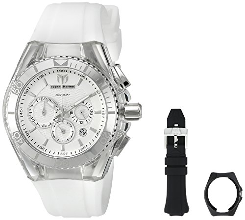 technomarine-unisex-tm-115041-cruise-original-analog-display-quartz-white-watch