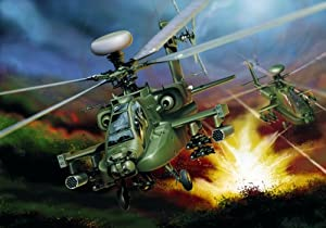AH-64D W Version Longbow Apache 1/48 Italeri from Italeri