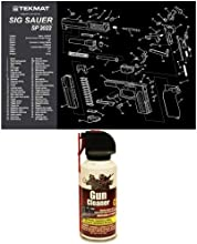 Ultimate Arms Gear Gunsmith amp Armorer39s Cleaning Work Tool Bench Gun Mat For Sig Sauer SP2022 SP