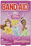 Band-Aid Brand Princesses, 20 Count (Pack of 4)