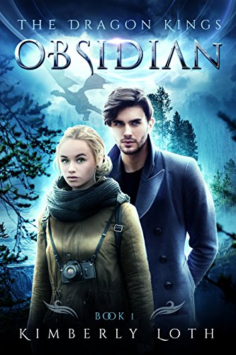 Obsidian by Kimberly Loth ebook deal