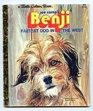 Joe Camp's Benji:  Fastest Dog in the West (A Little Golden Book) (0307608263) by Gina Ingoglia