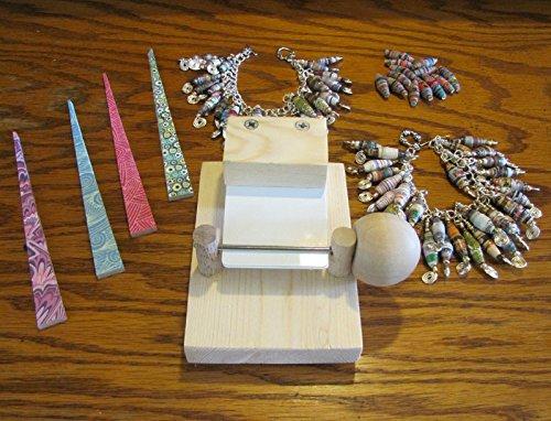 V3 Paper Bead Rolling Machine - Ergonomic Paper Bead Roller - 1/8