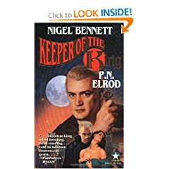 Keeper of the King by Nigel Bennett and P. N. Elrod