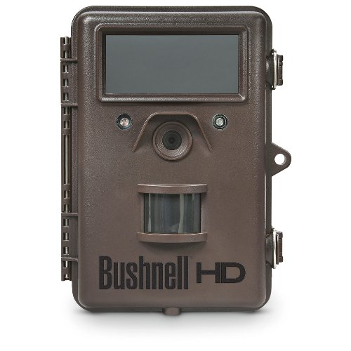 Purchase Bushnell 8MP Trophy Cam HD Max Black LED Trail Camera with Night Vision
