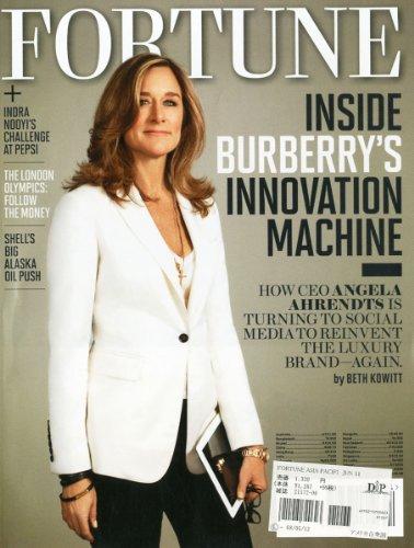 Fortune Asia Pacific June 11, 2012 (single issue)