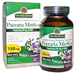 海外直送品 Nature's Answer Pueraria Mirifica 60 Vcaps