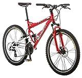Schwinn-Protocol-10-Mens-Dual-Suspension-Mountain-Bike-26-Inch-Wheels