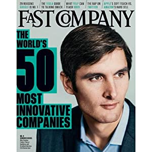 Audible Fast Company, March 2014 | [Fast Company]