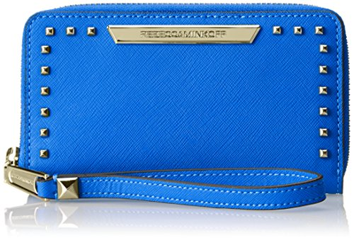 REBECCAMINKOFF Olivia Tech 女款钱包 蓝色 $67.74+$2.89直邮中国(约¥440)