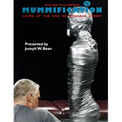 SMTech #1 - Mummification: Down at the End of Bondage Street - DVD