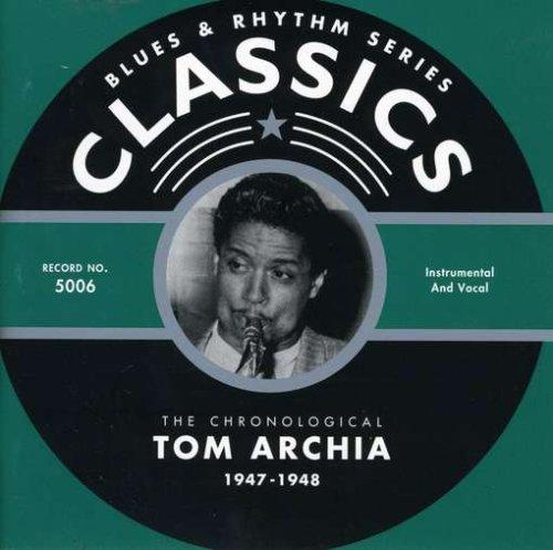 Tom Archia - Tom Archia 1947-19478 - Zortam Music
