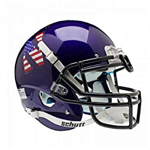 Northwestern Wildcats NCAA Authentic Air XP Full Size Helmet