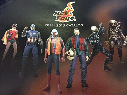 東京おもちゃショー2014 ホットトイズ/HOTTOYS 2014-2015パンフレット数種