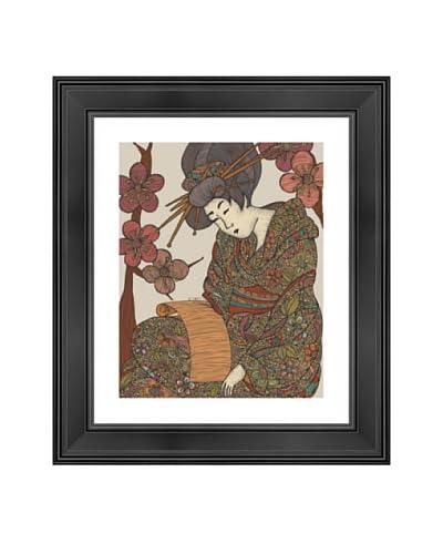 Geisha, 24 x 20