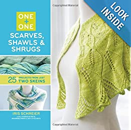 25+ Scarves, Shawls & Shrug Projects
