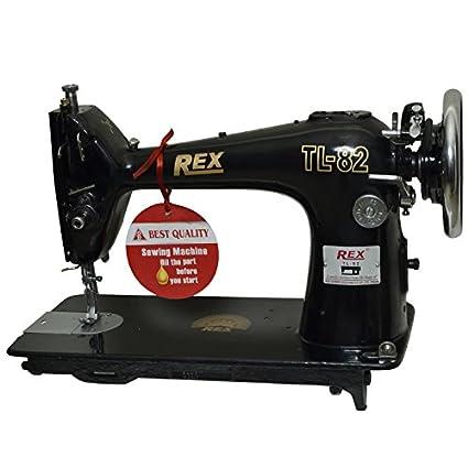 Rex Umbrella Model Manual Sewing Machine