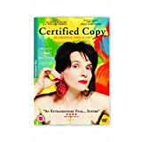 Certified Copy (2010) ( Copie conforme ) ( Copia conforme )par Juliette Binoche